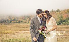 Fall mountain wedding // Mountain Lake Lodge Weddings // Destination Wedding Venue in Virginia