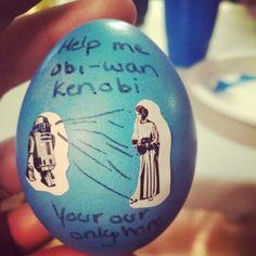 Star Wars easter eggs