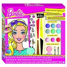 Barbie Make-Up Artist *** Discover this special product, click the image : Makeup Tips