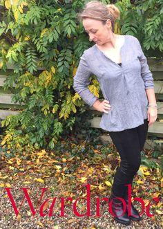 Sewing patterns Tunic PDF sewing pattern/Boho tunic PDF