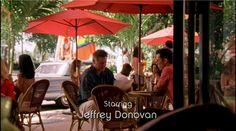 "Starring Jeffrey Donovan, Burn Notice ""Hot Spot"" Season 2, Episode 11, 2009."