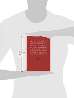 Al-Ghazali on the Ninety-nine Beautiful Names of God (Ghazali Series)