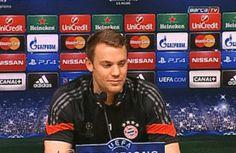 CL Barcelona x Bayern Munich   Press Conference 05/05/15