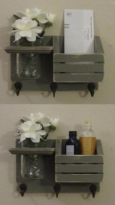 Shabby Chic Coat Racks - Foter