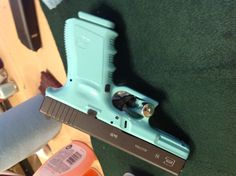 DIY Tiffany glock