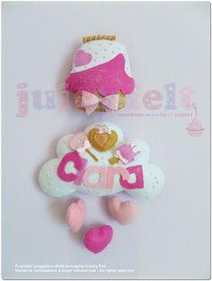 Juicy felt: Pronto il set nascita di Clara