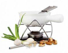 Accesorios para cocina y comedor - Juego de fondue con accesorios (10 piezas) -  http://tienda.casuarios.com/domestic-921399-juego-de-fondue-con-accesorios-10-piezas/