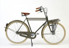 The Bertie, classically styled dutch bikes and accessories from Beg Bicycles