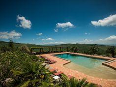 Het is liefde op het eerste gezicht bij Masseria Susafa op Sicilië. Het zwembad, de tuin, de gastvrijheid van de familie... dit is echt heerlijk vakantie vieren!