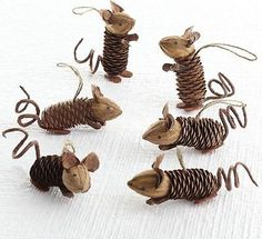 NATURAL REAL PINE CONES LARGE MEDIUM SMALL CRAFT PIECES HOLIDAY FLORAL WEDDING