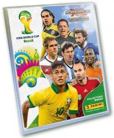FIFA 2014 World Cup Brasil Adrenalin XL - Album do kart #WorldCup