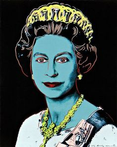 Queenie by Andy Warhol