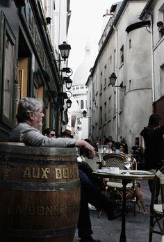 adenc:    Old Montmartre, Paris.
