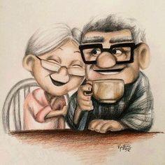 Up | Mr and Mrs Fredrickson