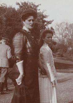 alexandra & tatiana