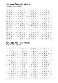 9 best Arbeitsblätter Chemie images on Pinterest | Education ...