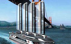Zero Emmisions Greenline Ferry #greenenergy #ships