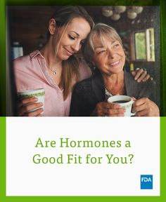 Some problems that come with #menopause are treatable! See if hormones are right for you. #NWHW