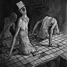 #creepy #horror #paranormal #ghost #disturbing #scary #scarymovie #scarypicture #instahorror #instascary #blackandwhite #goosebumps #weird #chills #insane #macabre #bizarre #evil #eerie #omg #amazing #fear #terror  #halloween  #artwork #art #bored #cantsleep #nosleep #goosebumps by best_horror