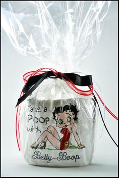 'Take a Poop with Betty Boop' - [Too Funny!]