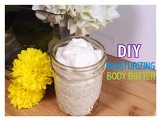 DIY- Whipped Butter Cream for Softer Skin and Hair | Curly Nikki | Natural Hair Styles and Natural Hair Care