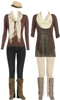 WetSeal Runway Outfit Country Chic By Naknoi Price 15199