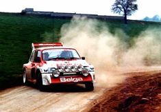 Storia dei rally nell'epopea del Gruppo B Sport Cars, Race Cars, Mg Cars, Racing Team, Rally Car, Car And Driver, Toyota Celica, Motor Car, Cars And Motorcycles