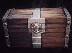 Legend of Zelda Chest Jewelry Box Keepsake Box Ring Bearer Pillow Box