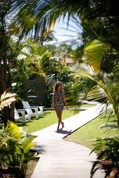 Boardwalk and adirondack love Coastal Country, Modern Coastal, The Atlantic Byron Bay, Dream Beach Houses, North Coast, Greek Islands, Airstream, Outdoor Rooms, Garden Inspiration
