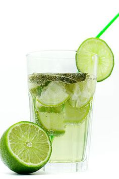 Cocktailshaker24: Limeade-Limonenwasser