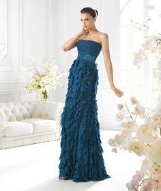 La Sposa: Fotos de vestidos de fiesta 2013