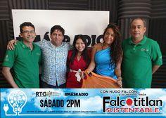 Falcotitlan SUSTENTABLE®  SINTONIZA HOY SÁBADO A LAS 2PM A TRAVÉS DE RADIO Y TELEVISIÓN DE GUERRERO (RTG) POR 97.7 FM ACAPULCO, 92.1 FM ZIHUATANEJO Y 870 AM CHILPANCINGO  #MásRadio  #FalcotitlanSUSTENTABLE  OTROS DISPOSITIVOS: http://rtvgro.net/radio/blog/category/acapulco/  INVITADOS:  Bernardo Torres Gallegos. Encargado Punto México Conectado Acapulco.  Jesús Ávila Aguirre. Promotor Cultural.  Mariana Menchaca. Representante del certamen nacional Miss Mermaid 2017. TEMA: Punto México…