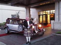 Vintage Style Wedding Cars Dublin Limos  #travel #transportation #destination #weddingcar #limoservice #Ireland #occasions