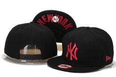 New York Yankees Snapback Hats New Era 9Fifty MLB Baseball Caps Black 333 1b7abb7b646