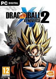Dragon ball Xenoverse 2 PC [2016] [Español]