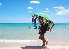 Costa Rei Beach, South East Sardinia