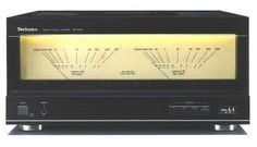 Technics SE-A100 Stereo Class AA Power Amplifier