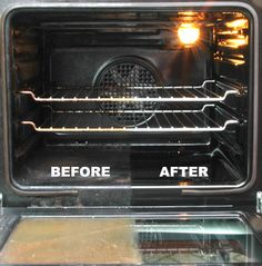 How to Make Your Own Homemade Oven Cleaner
