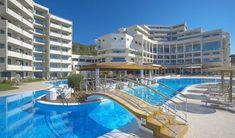 Op het Griekse eiland Rhodos vind je het luxe Elysium Resort & Spa