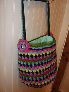 Multicolored Bag