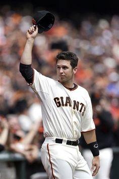 Not a fan of the Giants but definitely a fan of Posey.
