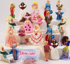 barbie for mcdonald's