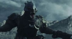 Halo Live Action - Brute scene. Attacking the ODST. Too bad this movie was canceled.