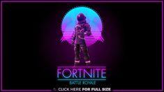 Fortnite - Synthwave Royale