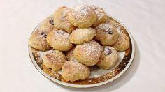 Náročný dezert byl v podobě slováckých svatebních koláčků, které dají spoustu práce, ale jsou moc dobré.