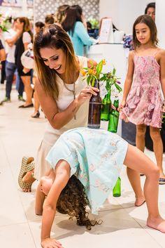 Lançamento da Coleção Mulher Natureza | Outono 2016 na loja de Ipanema. Foto: Yeda Zotz