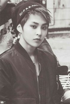 Image about exo in Kim Minseok by MelyEXO on We Heart It Exo Xiumin, Kpop Exo, Kim Minseok Exo, Exo Ot12, Exo K, Park Chanyeol, Kiko Mizuhara, Kris Wu, K Pop