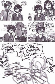 (did Akira just calling Naoya Grandpa? OAo)