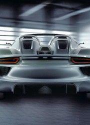Porsche 918 Spider