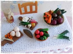 Hey, I found this really awesome Etsy listing at https://www.etsy.com/listing/183153305/a-set-of-miniature-food-for-doll-houses